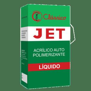 Resina Acrílica Autopolimerizável Jet Líquido 500ml - Clássico