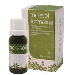 Tricresol Formalina 10ml - Biodinâmica