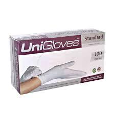 Luvas Cirurgicas Estéril C/100 Média - Unigloves