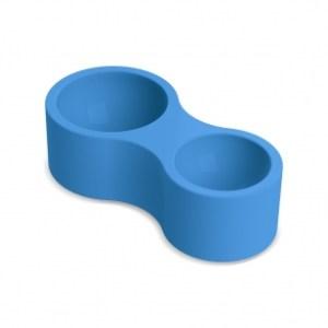 Pote Dappen 2C Azul- Indusbello