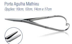 Porta Agulha Mathieu 10cm -Harte
