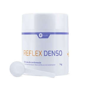Silicone de Condensação Reflex Denso Cod.140- Yller