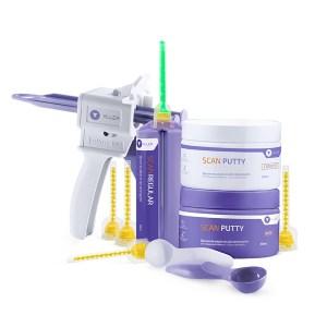 Silicone de Adição Scan Putty Kit Cod.P220- Yller