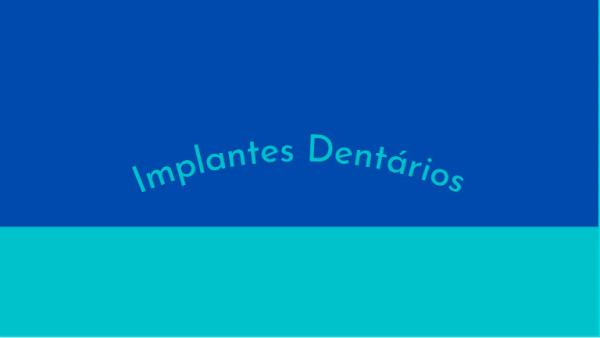 trryarreya Como Funcionam os Implantes Dentários?