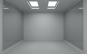 empty 3d photoshop wallpapers rooms backdrop living newdesignfile via