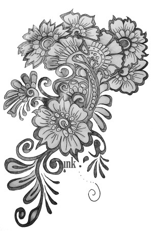 flower drawings simple designs drawing pattern draw floral easy cool patterns paintingvalley accountant painting surfer newdesignfile getdrawings sakura prints via