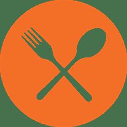 icon food plate dinner newdesignfile via