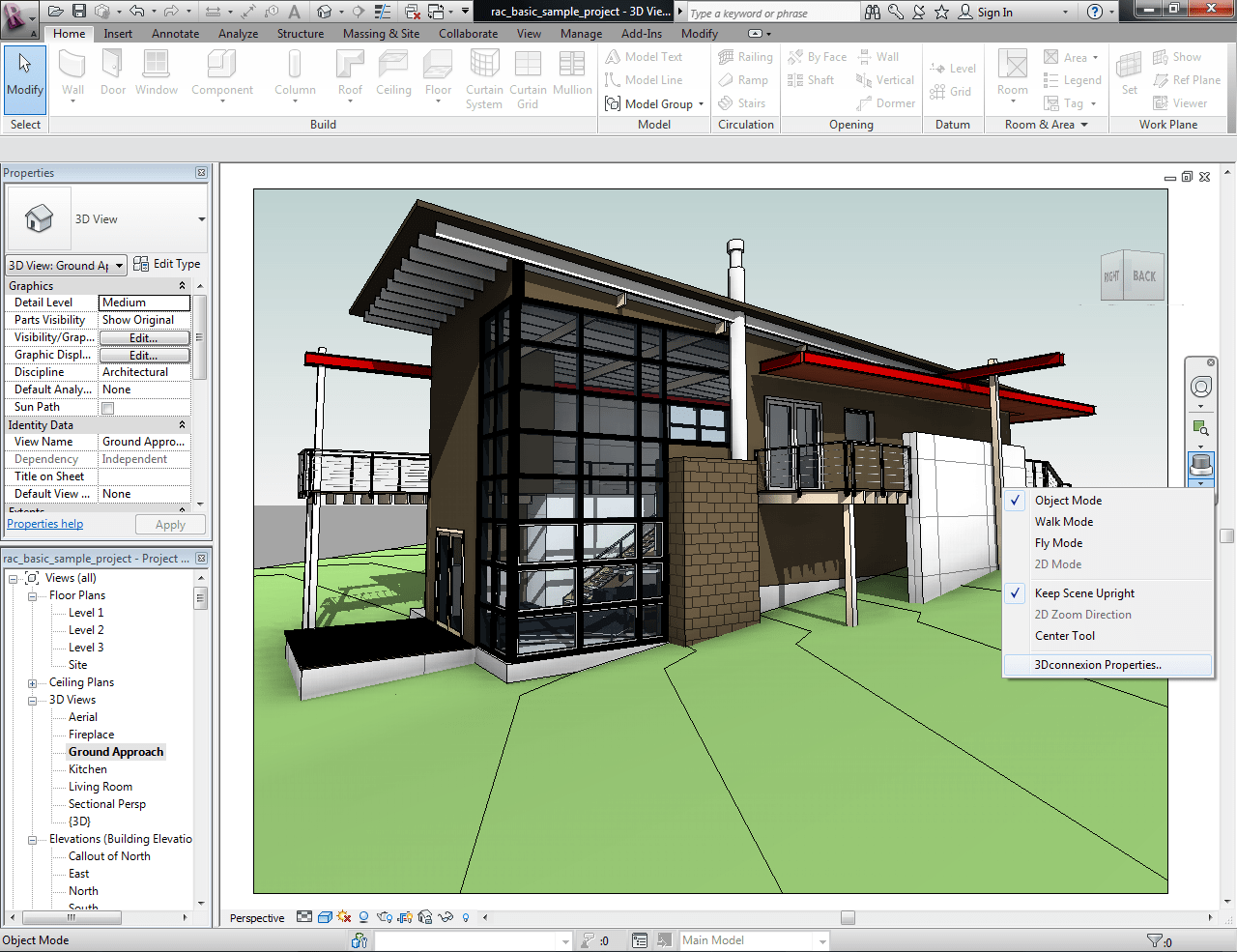 12 Design Options Revit 2013 Tutorials Images  Design