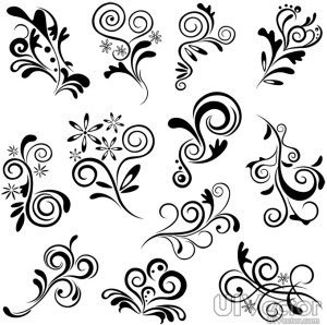 simple line designs patterns easy drawing cool draw drawings vector pattern cliparts lines animals getdrawings newdesignfile paintingvalley library clipart via