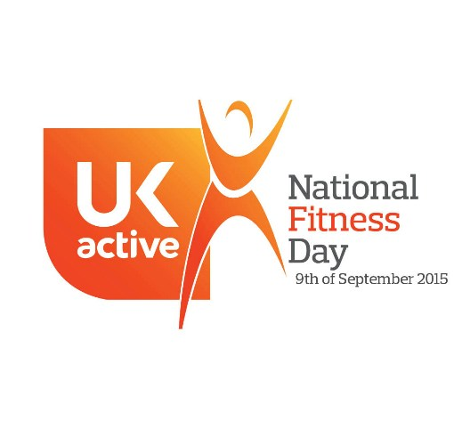 Logo of UK Active for National Fitness Day