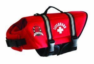 Large Neoprene Designer Doggy Life Jacket
