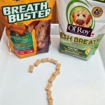 Review of Two Dog Breath Fresheners: Pedigree's Breath Buster versus Ol' Roy's Fresh Breath Biscuits