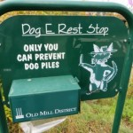 Scoop The Poop; Enhance Your Dog Potty Etiquette