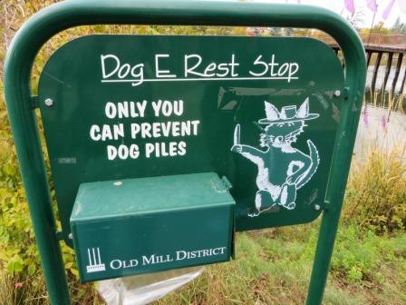 dog park can