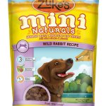 Product Review:  Zuke's Mini Naturals Wild Rabbit Recipe Dog Treats