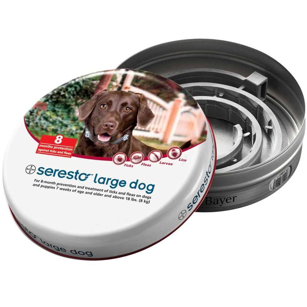 Product Review Seresto Flea And Tick Collar New Dog Owners