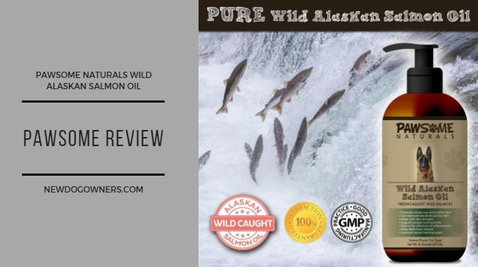 Blog Review logo for Pure Natural Wild Alaskan Salmon Oil