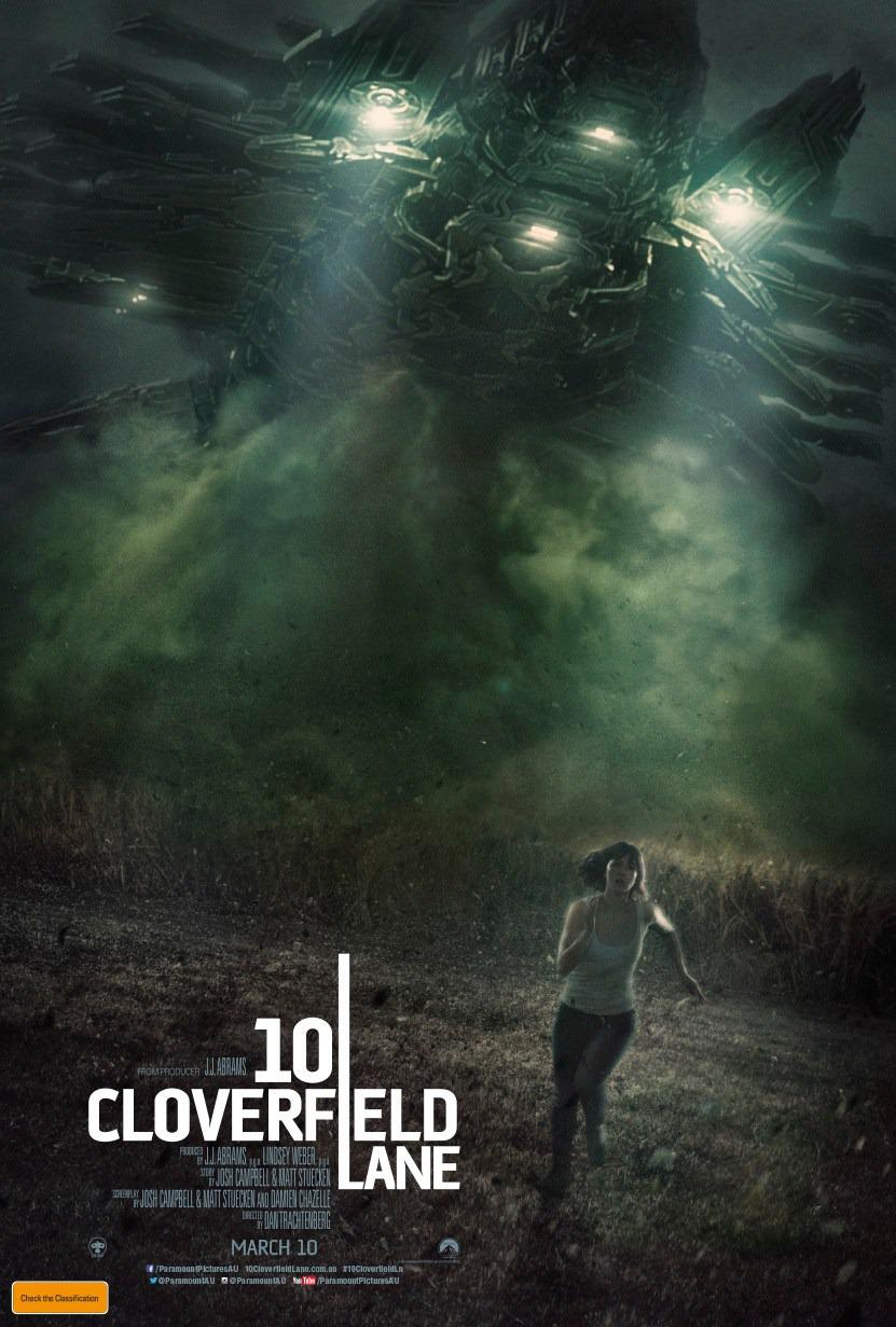10 Cloverfield Lane Dvd Release Date  Redbox, Netflix