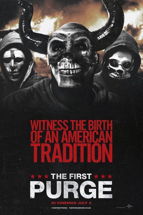 American Nightmare 4 Netflix : american, nightmare, netflix, First, Purge, Release, Redbox,, Netflix,, ITunes,, Amazon