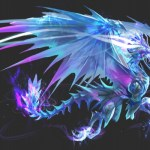 crystal dragons