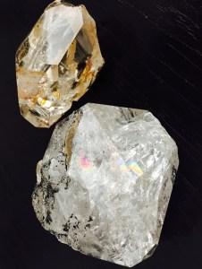 Herkimer Diamond Ray