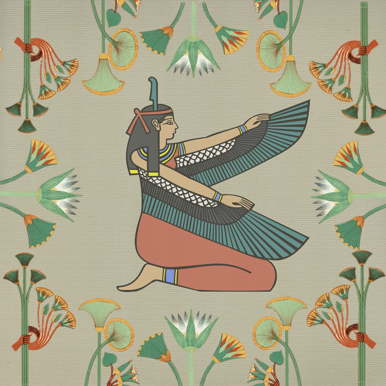 Goddess Isis Empowerment