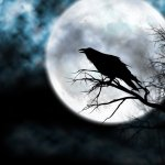 Crone Wisdom of Goddess Morrigan