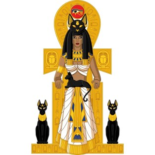 Goddess Bast Empowerment
