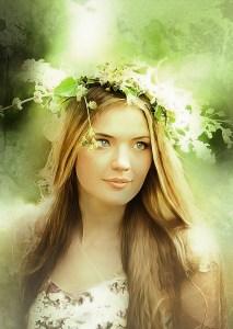 Pax Goddess of Peace