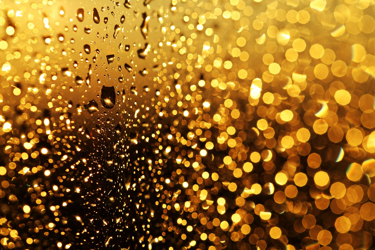 Abundance of Golden Rain Attunement