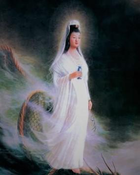 Gentleness of Goddess Quan Yin Empowerment