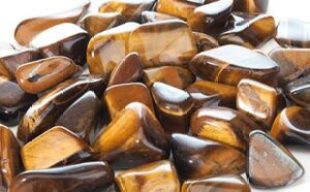 Tiger's Eye Golden Ray of Confidence Empowerment