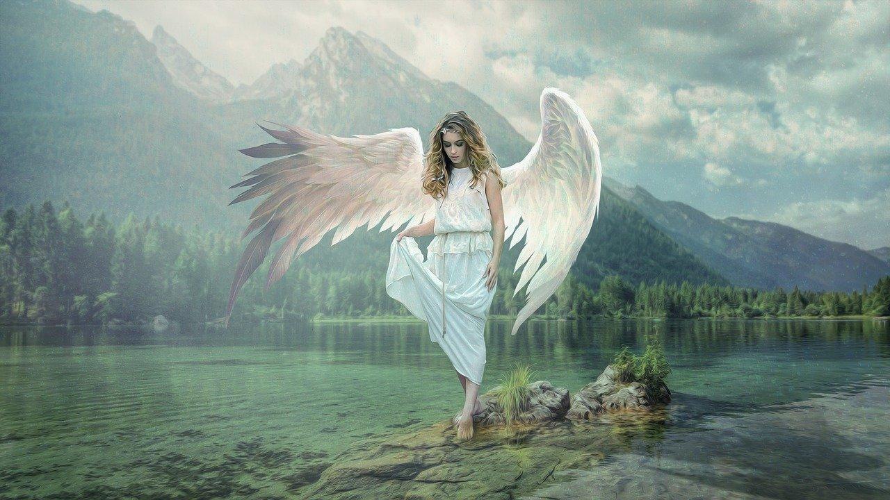 Divine Human Angel Reiki