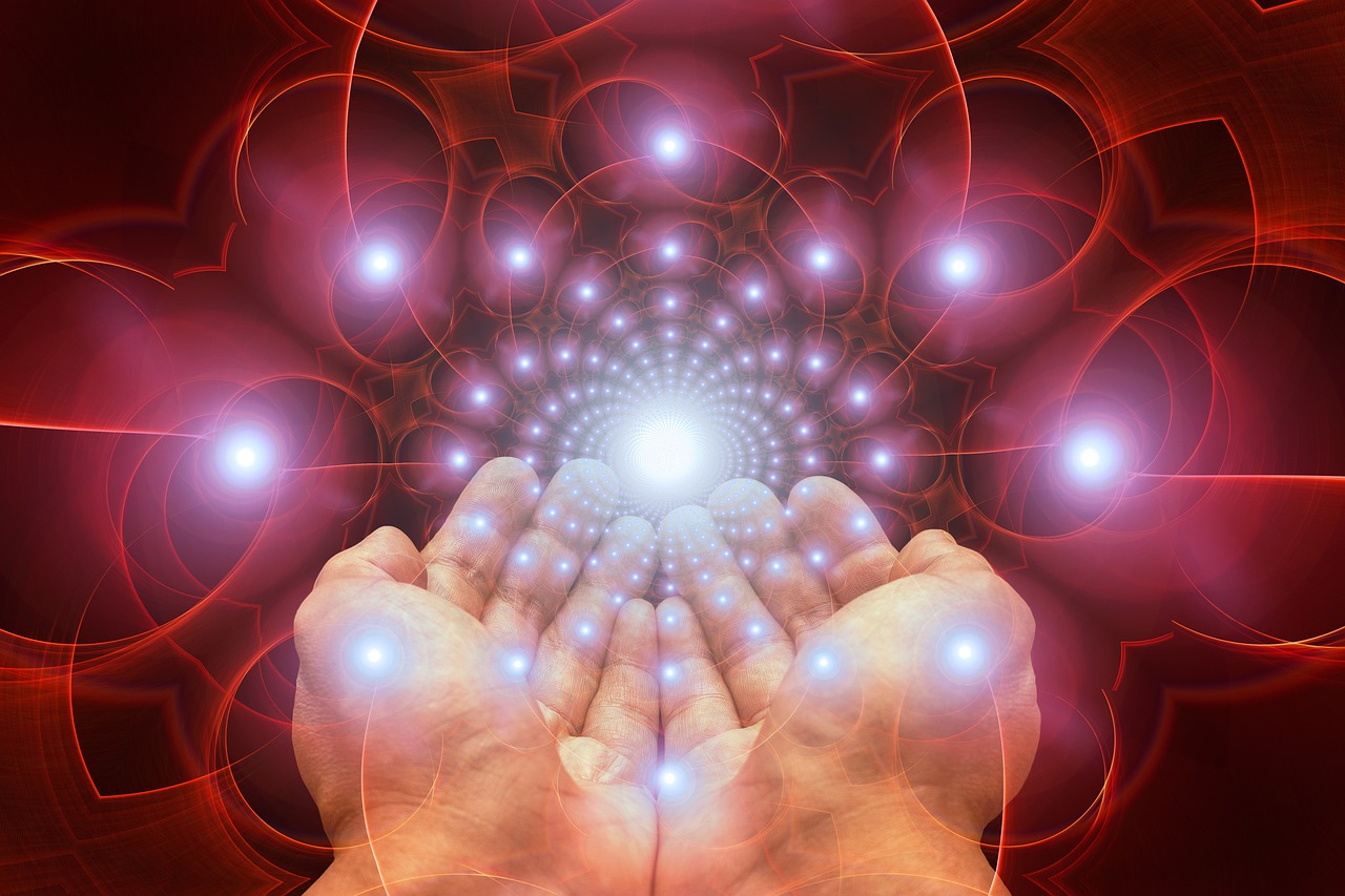 Remote Hands on Power Healing Reiki