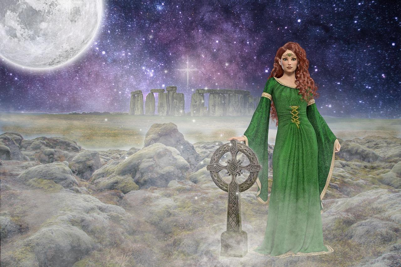 Goddess Rhiannon Empowerment