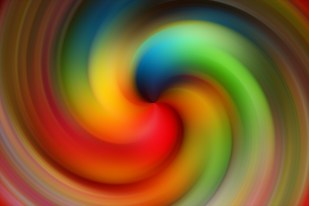 DNA Rainbow Hologram Activation