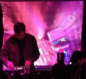 Mark Mosher - Live sampling on Octatrack, Synthesis on Novation Circuit