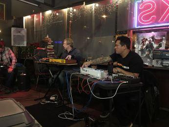 Mark, Mosher, Wes Milholen, Sean Patrick Faling, kuxaan-sum - Photo by - Photo by Dani Temeyosa