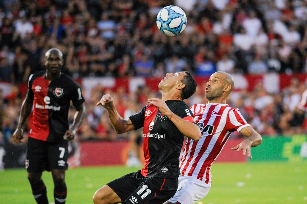 Penalty claims the talking points as Newell's play out a scoreless draw in Rosario