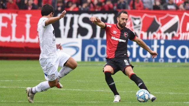 Santiago Gentiletti commits to another year at Newell's