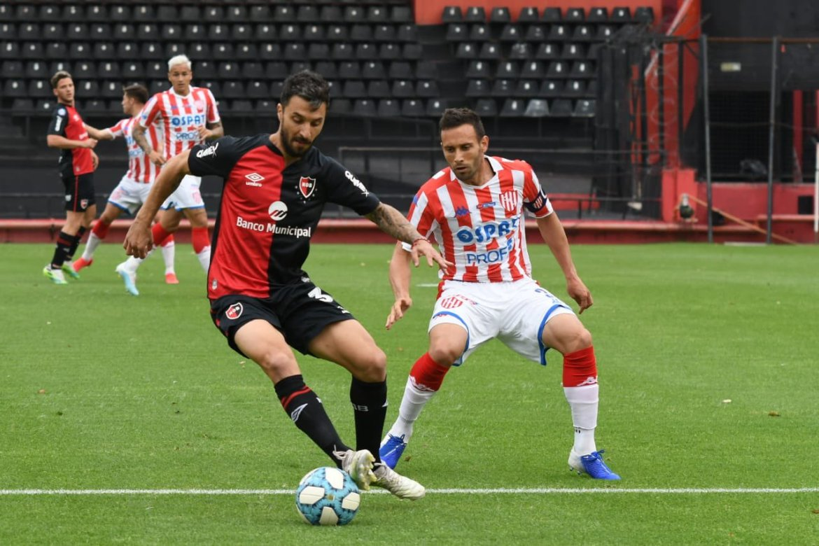 Newell's 1-1 Unión: Scocco salvages a draw in pre-season friendly