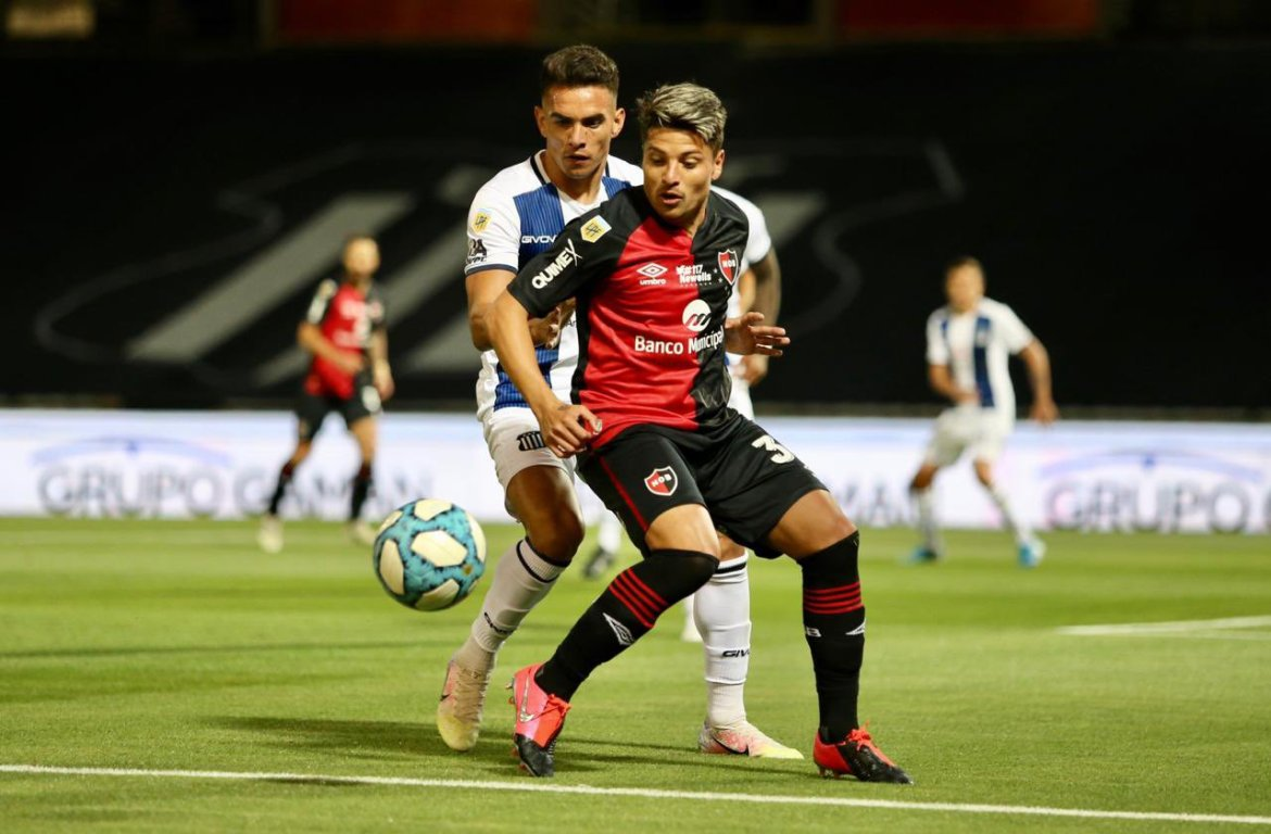 Talleres 3-1 Newell's: 10-man Newell's are overwhelmed in Córdoba