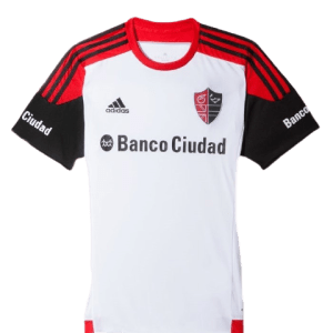 Newell's White Adidas Away Shirt