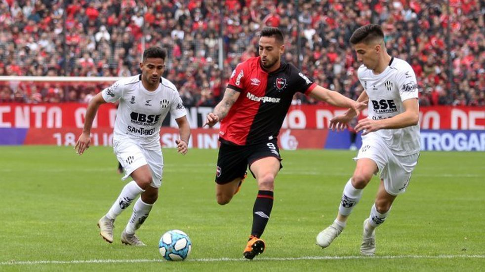 Newell's terminate Francisco Fydriszewski's contract