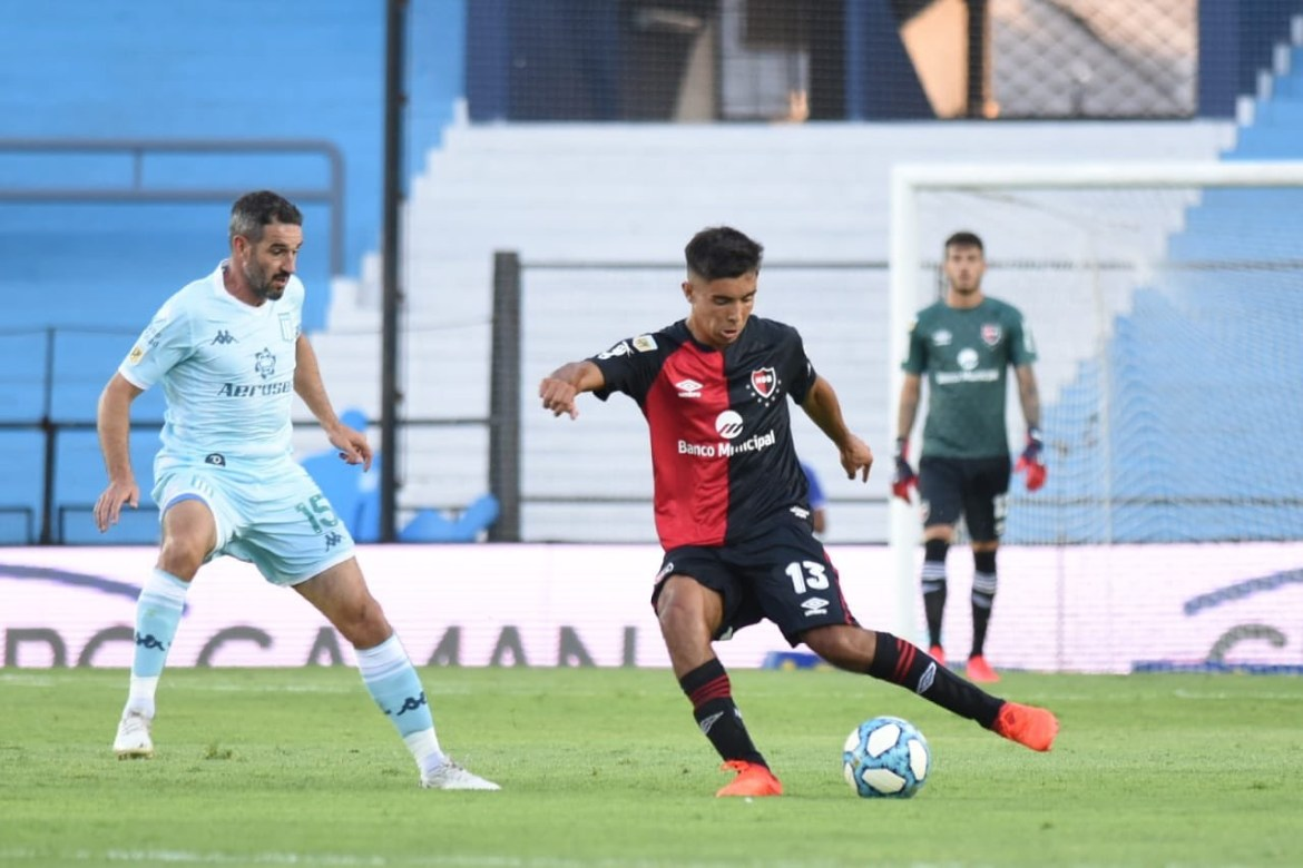 Racing 3-1 Newell's: Fértoli sends former club Newell's out of the Copa Diego Maradona