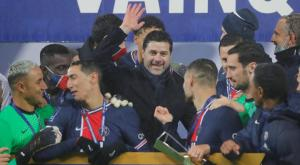 Pochettino PSG Campeon