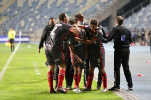Newell's win in Chile against Palestino