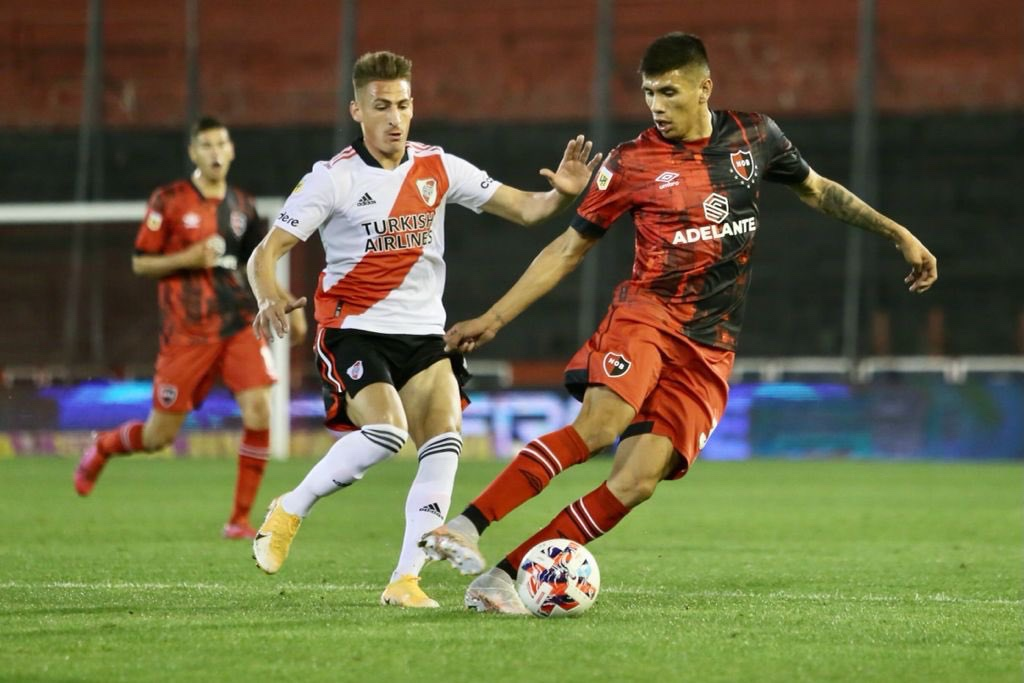 Highlights: Newell's 1-4 River Plate