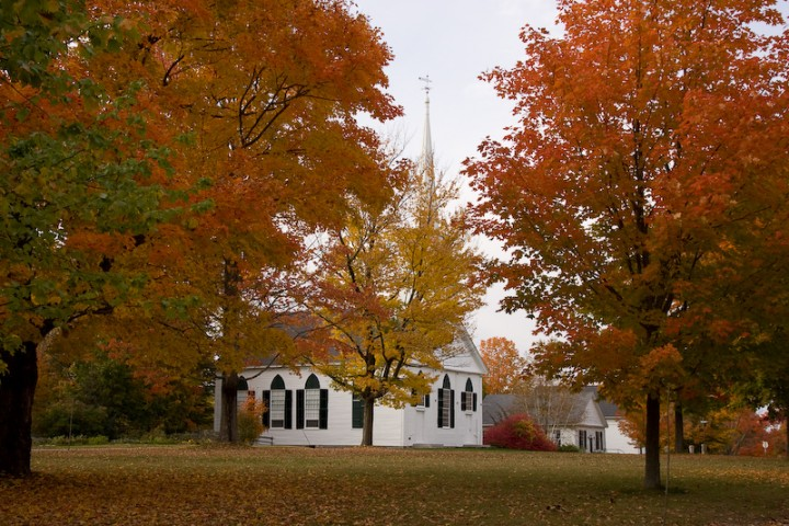 Vermont Fall Foliage Wallpaper Slide Show The Top 25 Foliage Towns In New England New