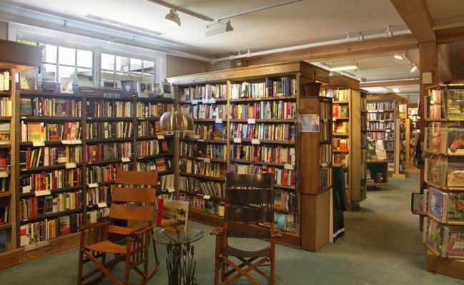 New England S Best Bookstores To Spend The Whole Day New